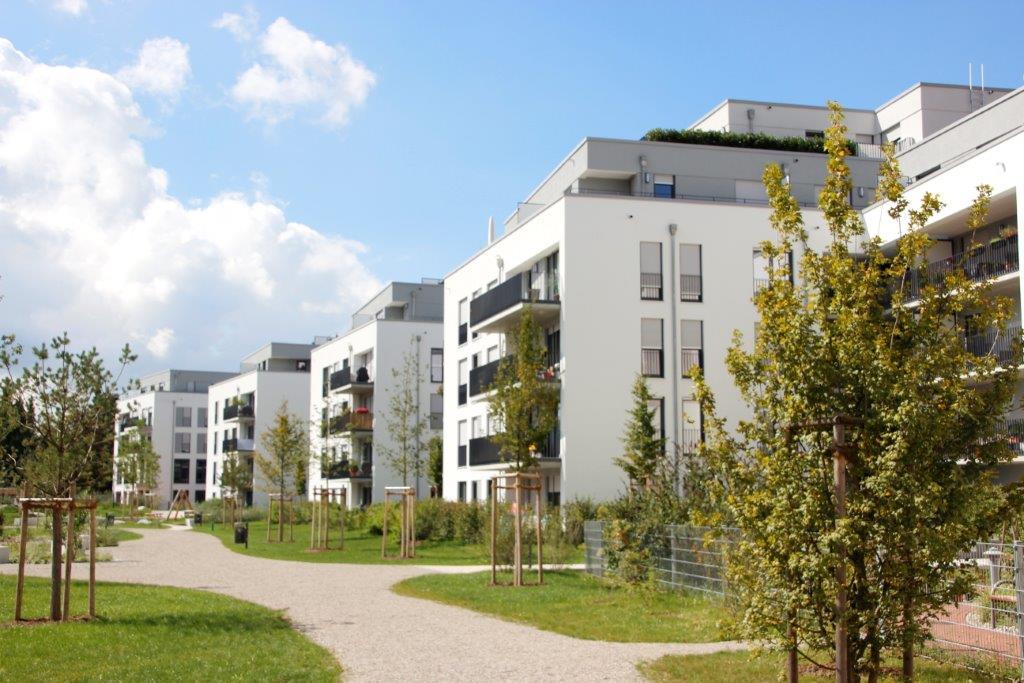 Wohnanlage Quattro Moosach - München