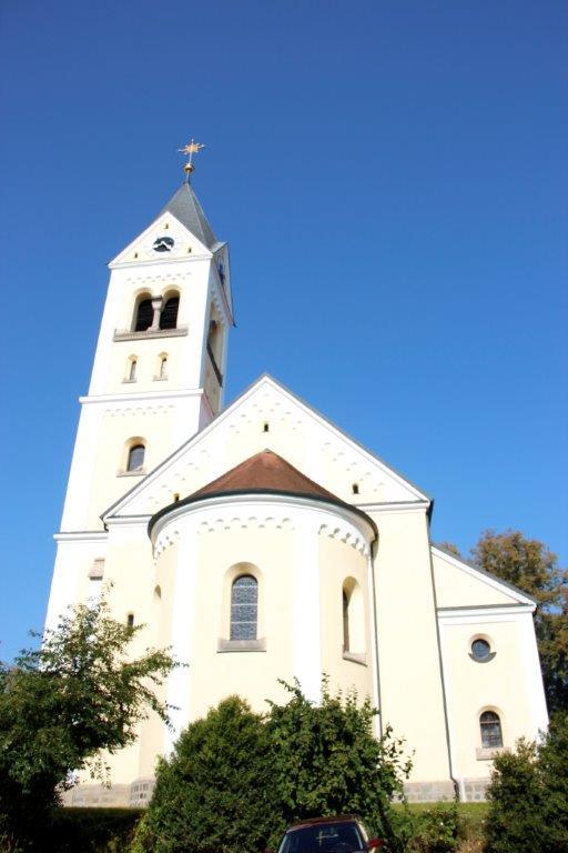 Kirche Ortenburg