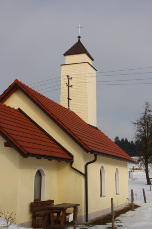 Kapelle Kopfing